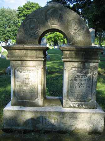 SIDLE, ELIZABETH WICKMAN - Union County, Ohio   ELIZABETH WICKMAN SIDLE - Ohio Gravestone Photos