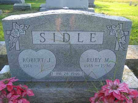 SIDLE, RUBY M. - Union County, Ohio | RUBY M. SIDLE - Ohio Gravestone Photos