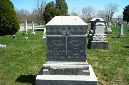 SIFRITT, NANCY - Union County, Ohio | NANCY SIFRITT - Ohio Gravestone Photos