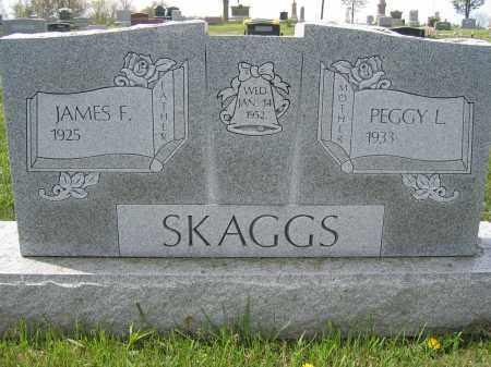 SKAGGS, PEGGY L. - Union County, Ohio | PEGGY L. SKAGGS - Ohio Gravestone Photos
