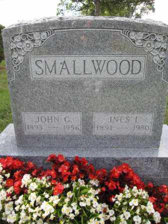 SMALLWOOD, JOHN G. - Union County, Ohio | JOHN G. SMALLWOOD - Ohio Gravestone Photos