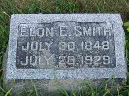 SMITH, ELONE E. - Union County, Ohio   ELONE E. SMITH - Ohio Gravestone Photos