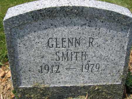 SMITH, GLENN R. - Union County, Ohio | GLENN R. SMITH - Ohio Gravestone Photos