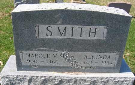SMITH, HAROLD V. - Union County, Ohio | HAROLD V. SMITH - Ohio Gravestone Photos