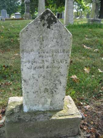 SMITH, INFANT SON - Union County, Ohio | INFANT SON SMITH - Ohio Gravestone Photos