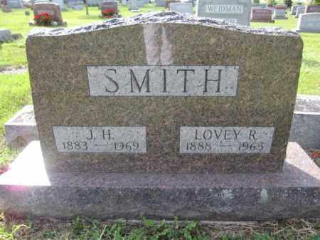 SMITH, LOVEY R. - Union County, Ohio | LOVEY R. SMITH - Ohio Gravestone Photos