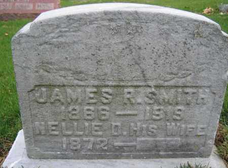 SMITH, JAMES R. - Union County, Ohio | JAMES R. SMITH - Ohio Gravestone Photos