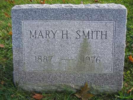 SMITH, MARY H. - Union County, Ohio | MARY H. SMITH - Ohio Gravestone Photos