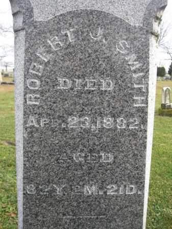 SMITH, ROBERT J. - Union County, Ohio | ROBERT J. SMITH - Ohio Gravestone Photos