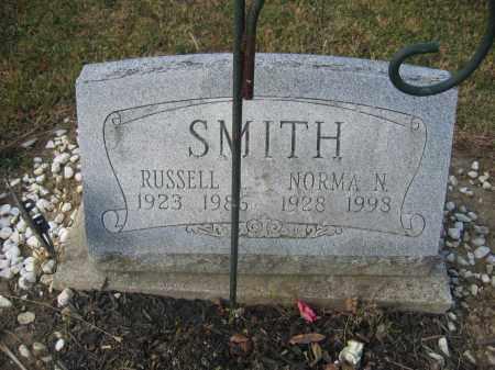 SMITH, NORMA N. - Union County, Ohio | NORMA N. SMITH - Ohio Gravestone Photos