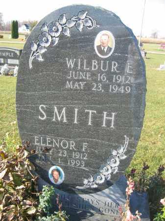 SMITH, WILBUR E. - Union County, Ohio   WILBUR E. SMITH - Ohio Gravestone Photos