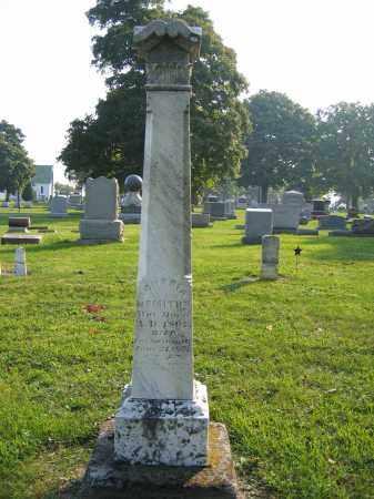 SMITH, ZACHARIA B. - Union County, Ohio | ZACHARIA B. SMITH - Ohio Gravestone Photos