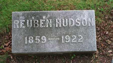 SNEDEKER, REUBEN HUDSON - Union County, Ohio   REUBEN HUDSON SNEDEKER - Ohio Gravestone Photos