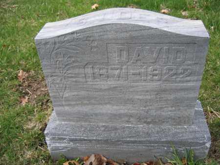 SNIDER, DAVID - Union County, Ohio | DAVID SNIDER - Ohio Gravestone Photos