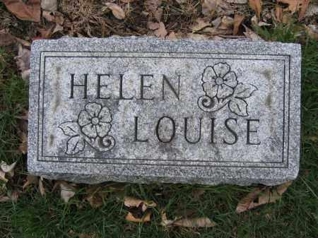 SNIDER, HELEN LOUISE - Union County, Ohio | HELEN LOUISE SNIDER - Ohio Gravestone Photos
