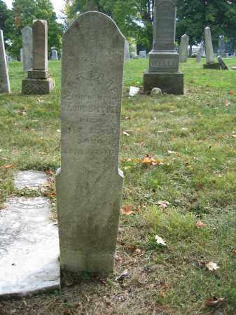 SNYDER, MARGARET - Union County, Ohio   MARGARET SNYDER - Ohio Gravestone Photos