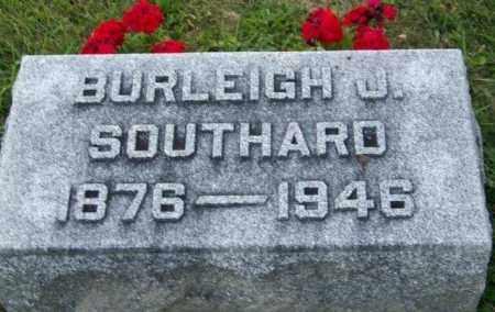 SOUTHARD, BURLEIGH J - Union County, Ohio   BURLEIGH J SOUTHARD - Ohio Gravestone Photos