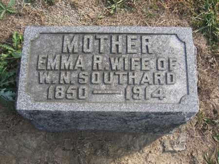 SOUTHARD, EMMA R. - Union County, Ohio   EMMA R. SOUTHARD - Ohio Gravestone Photos