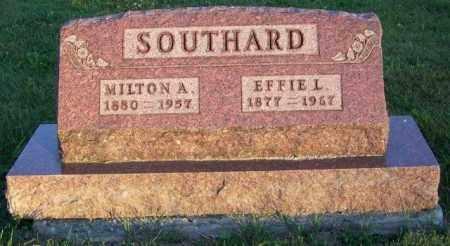 SOUTHARD, MILTON A - Union County, Ohio | MILTON A SOUTHARD - Ohio Gravestone Photos