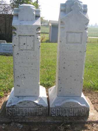 SOUTHWICK, RUTH J. - Union County, Ohio | RUTH J. SOUTHWICK - Ohio Gravestone Photos