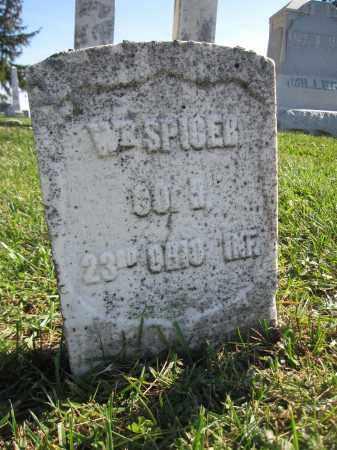 SPICER, WILLIAM - Union County, Ohio   WILLIAM SPICER - Ohio Gravestone Photos