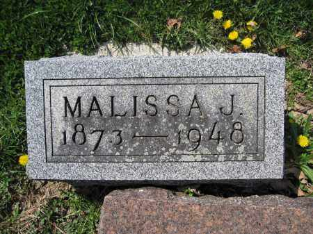 SPRAGG, MALISSA J. - Union County, Ohio | MALISSA J. SPRAGG - Ohio Gravestone Photos