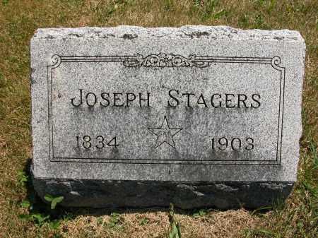 STAGERS, JOSEPH - Union County, Ohio | JOSEPH STAGERS - Ohio Gravestone Photos