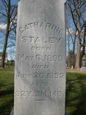 STALEY, CATHARINE - Union County, Ohio | CATHARINE STALEY - Ohio Gravestone Photos