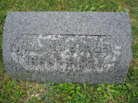 STALEY, WILLIAM - Union County, Ohio | WILLIAM STALEY - Ohio Gravestone Photos