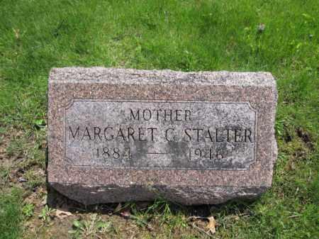 STALTER, MARGARET C. - Union County, Ohio   MARGARET C. STALTER - Ohio Gravestone Photos