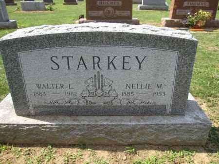 STARKEY, NELLIE M. - Union County, Ohio | NELLIE M. STARKEY - Ohio Gravestone Photos