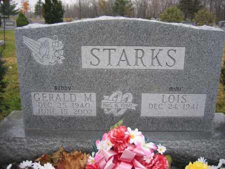 STARKS, LOIS - Union County, Ohio | LOIS STARKS - Ohio Gravestone Photos