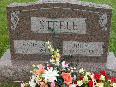 STEELE, JOHN H. - Union County, Ohio | JOHN H. STEELE - Ohio Gravestone Photos