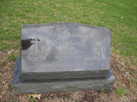 STEPHENS, KIRK ANTHONY - Union County, Ohio | KIRK ANTHONY STEPHENS - Ohio Gravestone Photos