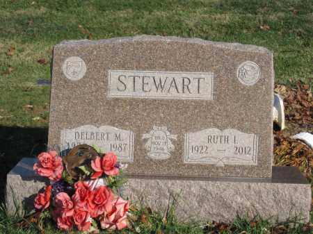 STEWART, RUTH I. - Union County, Ohio | RUTH I. STEWART - Ohio Gravestone Photos