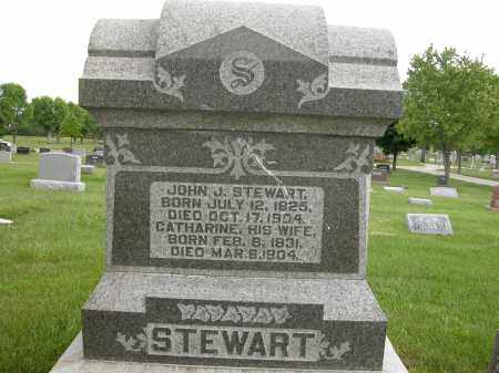 STEWART, CATHARINE - Union County, Ohio | CATHARINE STEWART - Ohio Gravestone Photos