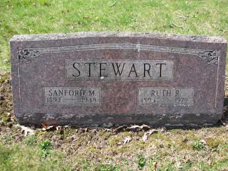 STEWART, SANFORD M. - Union County, Ohio   SANFORD M. STEWART - Ohio Gravestone Photos