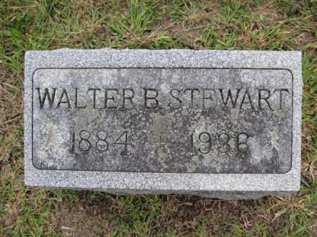 STEWART, WALTER B. - Union County, Ohio | WALTER B. STEWART - Ohio Gravestone Photos