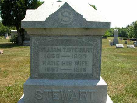 STEWART, WILLIAM T. - Union County, Ohio | WILLIAM T. STEWART - Ohio Gravestone Photos