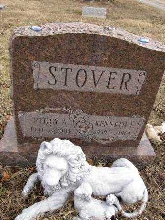 STOVER, KENNETH L. - Union County, Ohio | KENNETH L. STOVER - Ohio Gravestone Photos