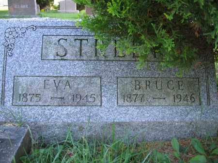 STREET, EVA - Union County, Ohio | EVA STREET - Ohio Gravestone Photos