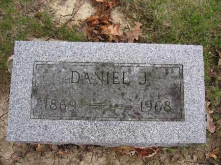 STRICKER, DANIEL J. - Union County, Ohio   DANIEL J. STRICKER - Ohio Gravestone Photos