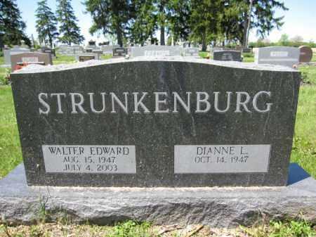 STRUNKENBURG, DIANNE L. - Union County, Ohio | DIANNE L. STRUNKENBURG - Ohio Gravestone Photos