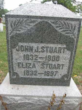 STUART, JOHN J. - Union County, Ohio | JOHN J. STUART - Ohio Gravestone Photos