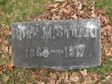 STUART, ROSE M. - Union County, Ohio | ROSE M. STUART - Ohio Gravestone Photos