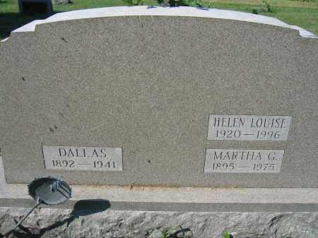 SULLIVAN, MARTHA G. - Union County, Ohio   MARTHA G. SULLIVAN - Ohio Gravestone Photos