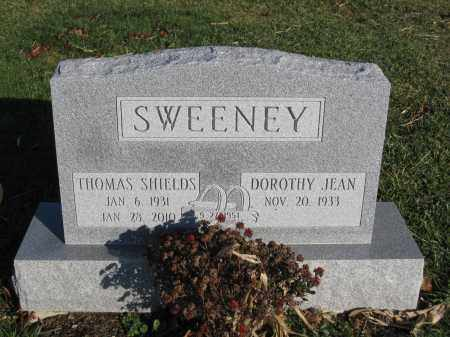 SWEENEY, THOMAS SHIELDS - Union County, Ohio | THOMAS SHIELDS SWEENEY - Ohio Gravestone Photos