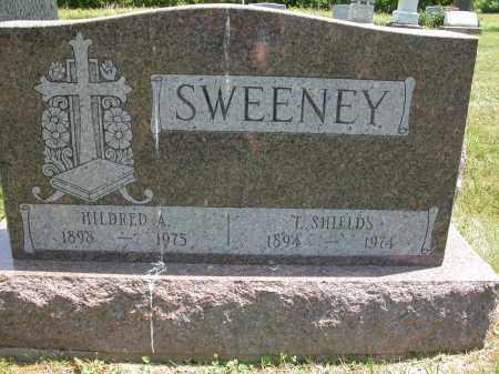 SWEENEY, HILDRED A. - Union County, Ohio | HILDRED A. SWEENEY - Ohio Gravestone Photos