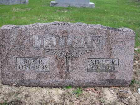 TALLMAN, ROY R. - Union County, Ohio | ROY R. TALLMAN - Ohio Gravestone Photos