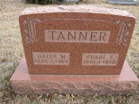 TANNER, PEARL F. - Union County, Ohio | PEARL F. TANNER - Ohio Gravestone Photos
